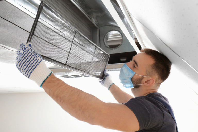 Air Duct Cleaning Necessary